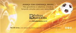 Avança com confiança, Brasil